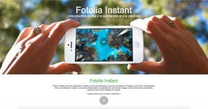 screenshot-Fotolia Instant